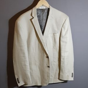 XL linen sportcoat Collection by seanjohn